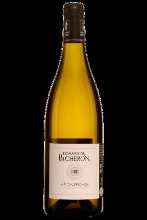 Domaine du Bicheron Mâcon Péronne Chardonnay 2018
