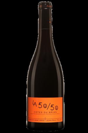 Gros & Tollot La 50-50 2018, Côtes du Brian IGP